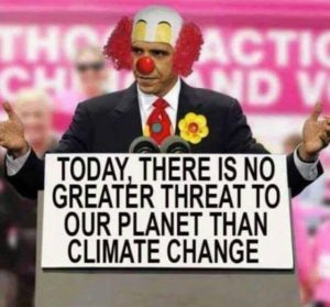 AGW_Obama_Climate_Clown