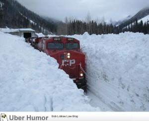 AGW_Snow_Train