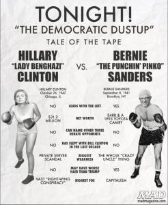 Hillary_Bernie_Boxing_Poster_MadMagazine