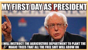 Bernie_Sanders_Plant_Free_Shit_Tree