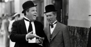 GOP_Laurel_Hardy_Christie_John-Kasich-Hardest-Hit_PatriotRetort