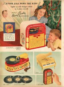 Nostalgia_Christmas_Jukebox_MP3_Forrunner