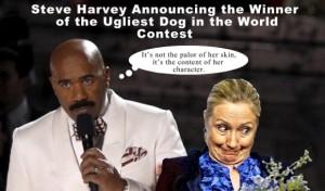 Steve_Harvey_Ugliest_Dog_Hillary