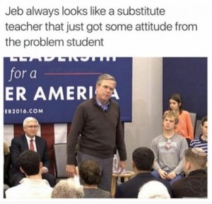 Jeb_Bush_Substitue_Teacher