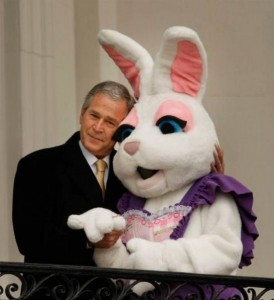GW_Bush_Missing_Easter_Friend