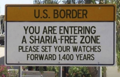 Islam_Sharia_Free_Border_sign