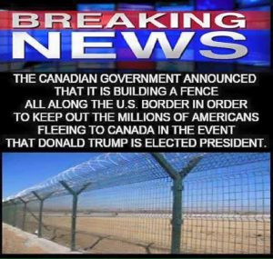 Trump_Canada_Builds_Fence_Keep_US_Expats_Out