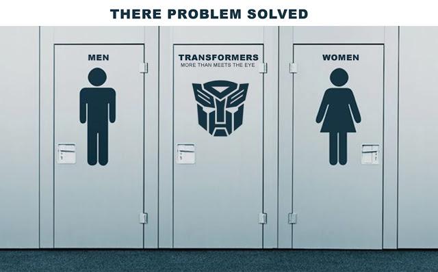 Transgender Bathroom Transformer - ThePublicEditor.com