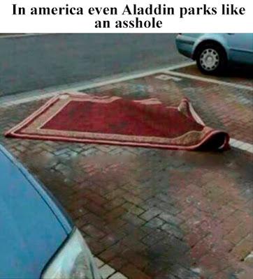 Islam_Aladdin_Parks_Like_Asshole