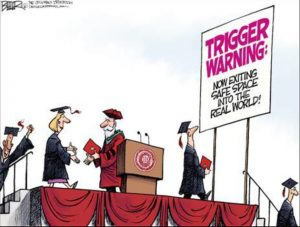 #Whiners_Trigger_Warning_For_Grads