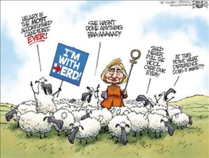 Hillary_Im_With_Sheeple_Herd