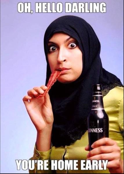 Bacon_Islam_Husband_Home_Early