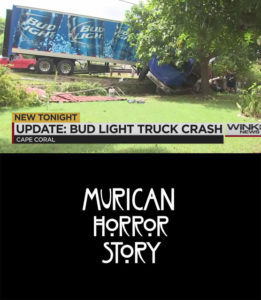 Murica_Bud_Light_Truck_Crashes_The_Horror
