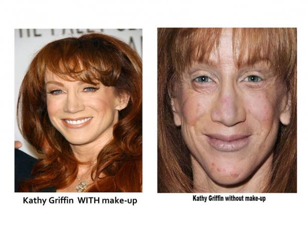 Trump's Decapitated Head or Kathy Griffin??