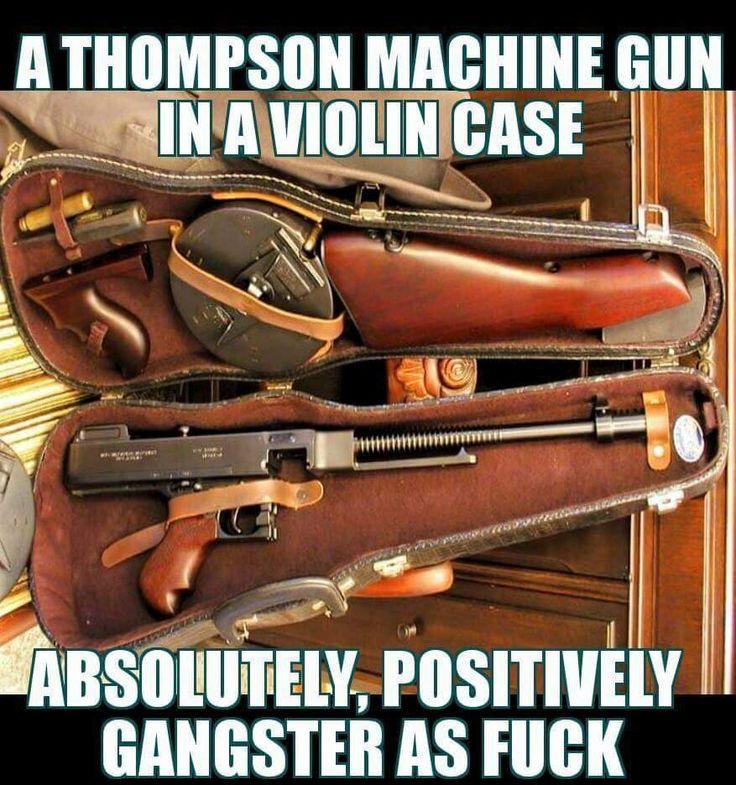 Thompson Submachine Gun Archives - ThePublicEditor com