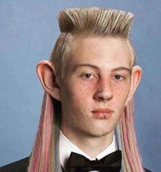 Bad Mullet Haircut Haircuts Models Ideas