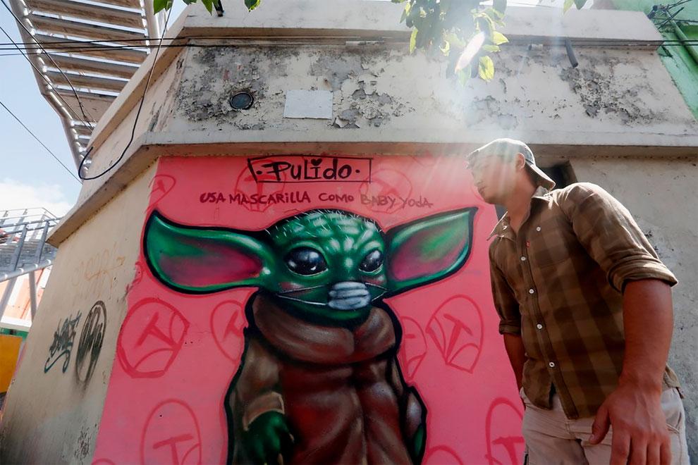 Guatemala City, Guatemala. By Pulido. Esteban Biba